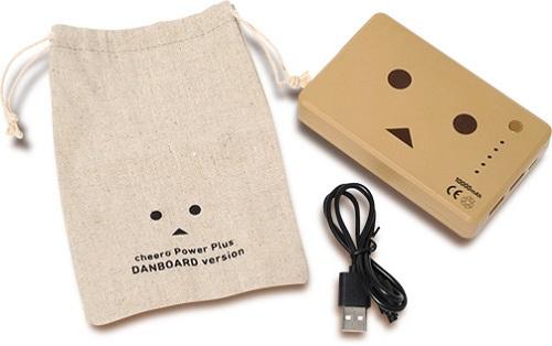 cheeroのダンボーモバイルバッテリー